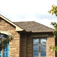 Landmark Shingles ~ Weathered Wood